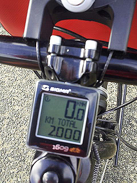 Saga Chritophe : 2000 km au compteur !
