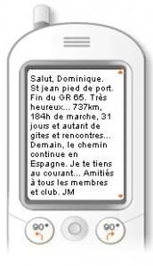 dernier message de Jean-Marie Duprez en date du 3 mai 2013