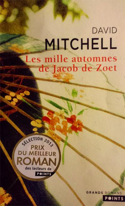 les mille automnes de Jacob de Zoet
