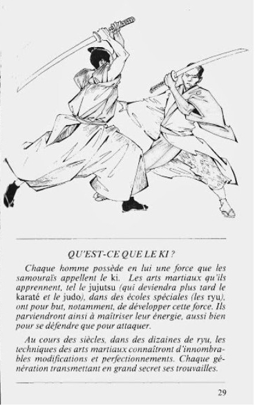 Samouraï dans l'ancien Japon p. 29