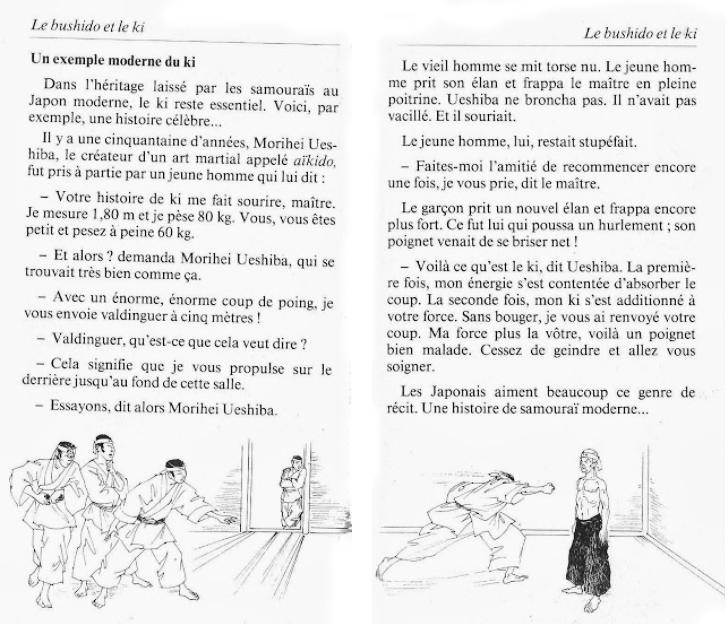 Les Samouraïs dans l'ancien Japon p.30 et 31