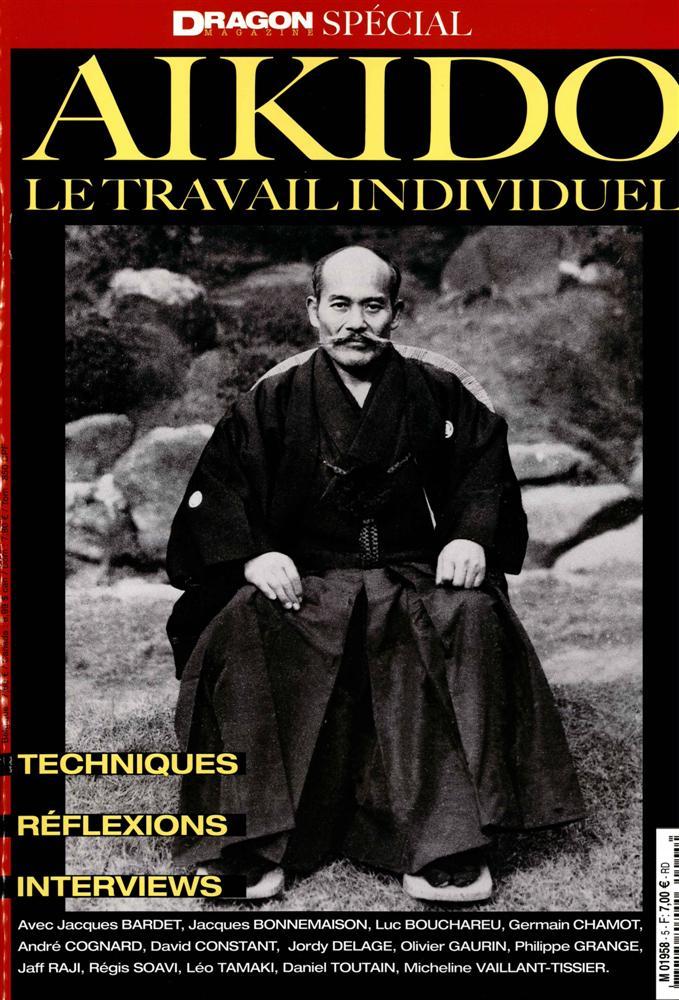 Hors série Aïkido n°5 de Dragon MagazineHors série Aïkido n°5 de Dragon Magazine