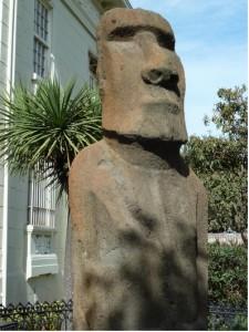 Moai, Valparaiso, Jean-Marie Duprez